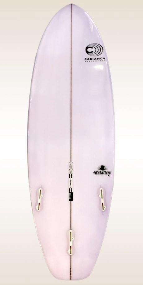Prancha de Surf Cabianca El Caballero 5´11´´