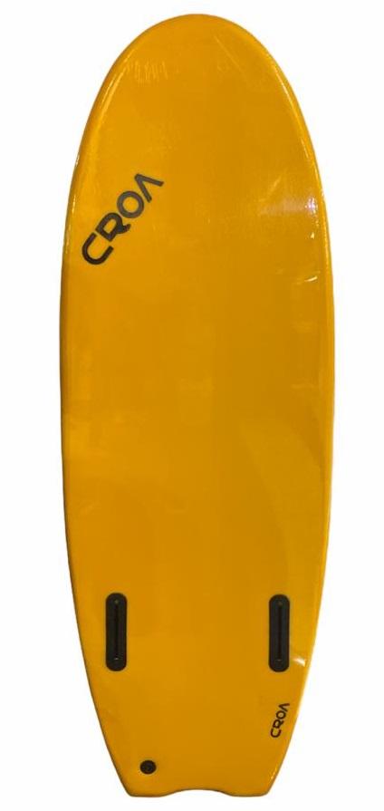 Prancha de Surf Croa Softboard 5´0 Biquilha