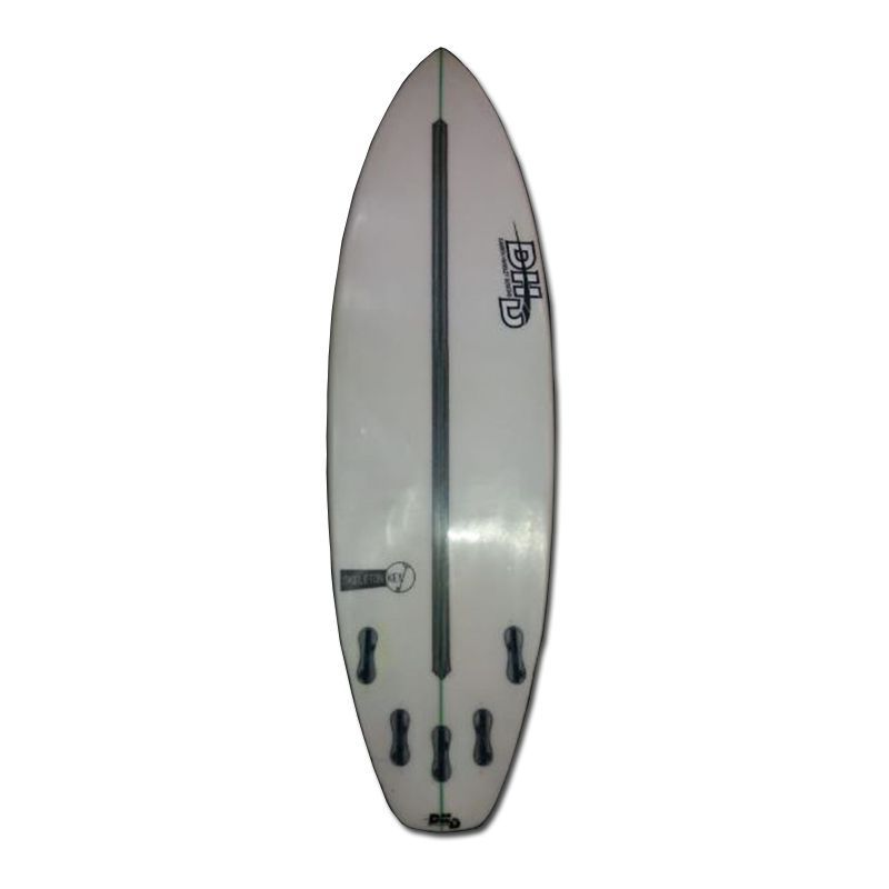 Prancha de Surf DHD Skeleton Key 5´11´´ Usada