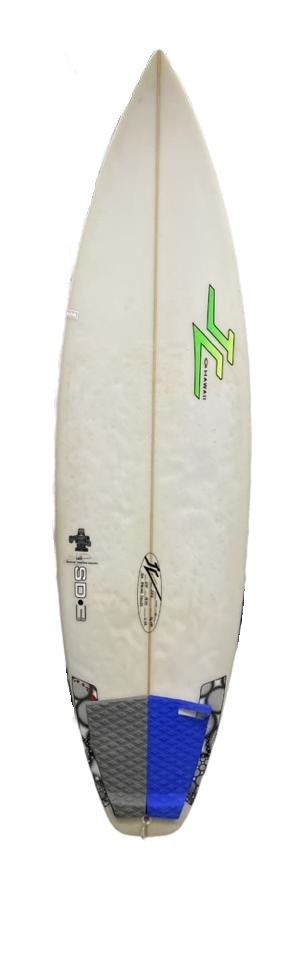 "Prancha de Surf John Carper 6´0"" usada"