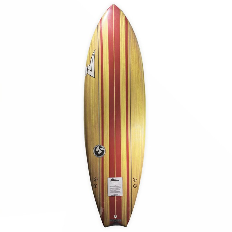 Prancha de Surf Lonelines Fish 5' 11''