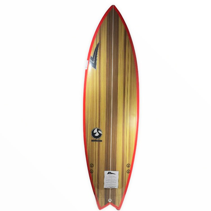 Prancha de Surf Lonelines Fish 5' 7 1/2''