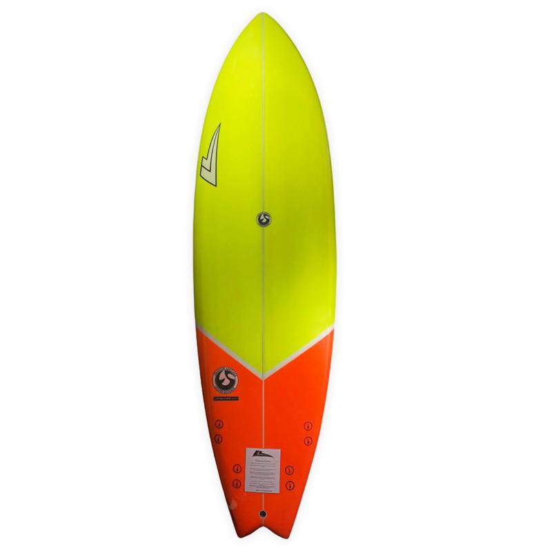 Prancha de Surf Lonelines Fish 6'1''