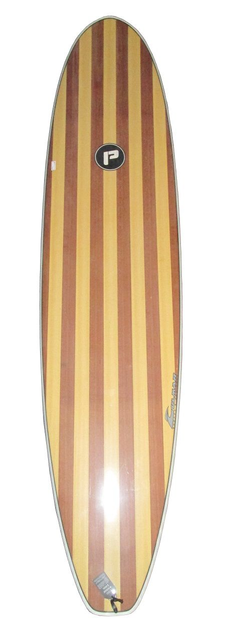 Prancha de Surf Pro Ilha Fun 7´8´´ Epoxy Wood