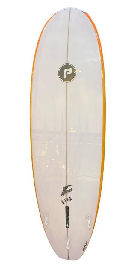 Prancha de Surf Pró Ilha Mini Fun Heavy Weigth 6'2''