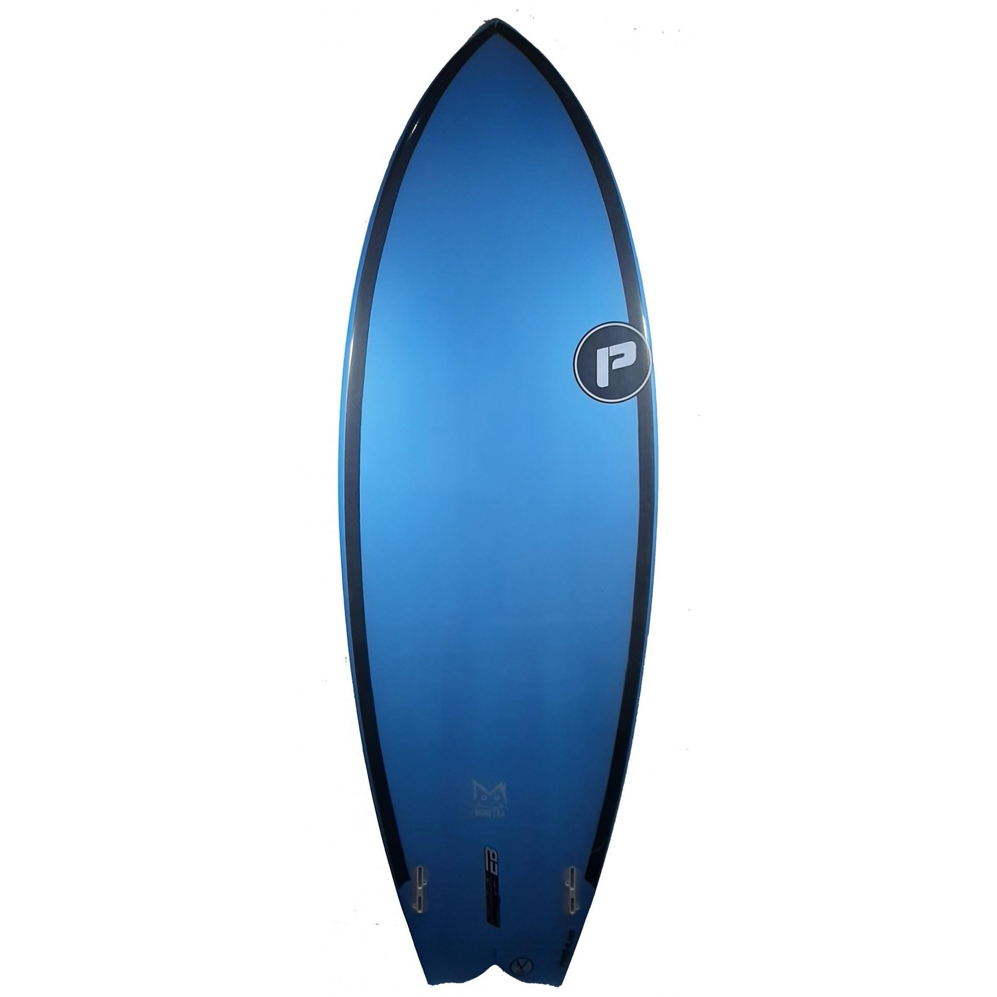 Prancha de Surf Pro Ilha Monstra Fish 5´8