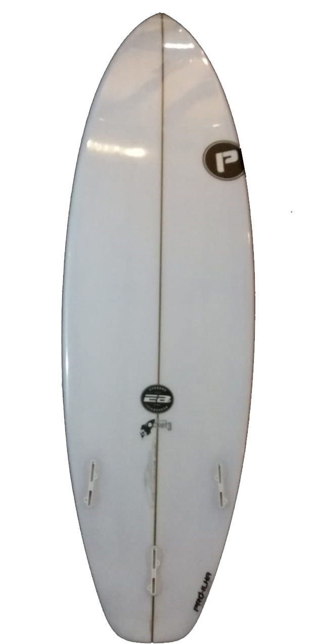 Prancha de Surf Pro Ilha Water Rocket 3 - 5´10´´