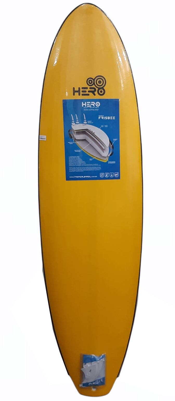 Prancha de Surf Softboard Hero Frisbee 7´0´´