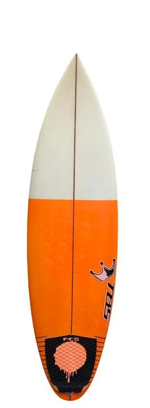 "Prancha de Surf TBS 5´10"" NNY - Usada"