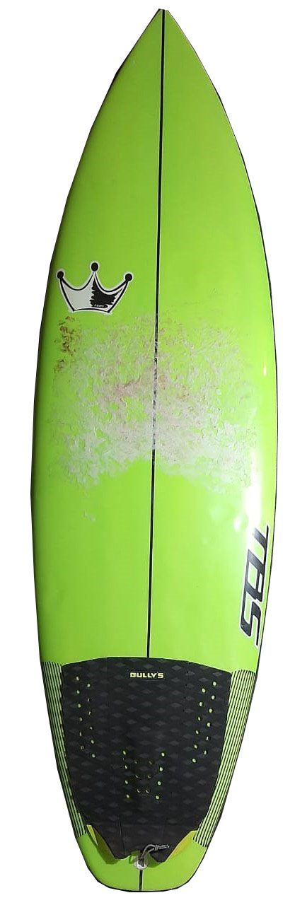 Prancha de Surf Tbs 5´7´´usada