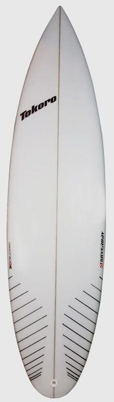 Prancha de Surf Tokoro SFS 6´0´´