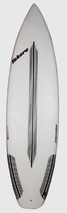 Prancha de Surf Tokoro SG4 6´2´´ Epoxi