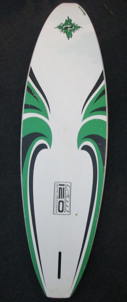 Prancha de Windsurf Quatro Freemove 120 litros usada