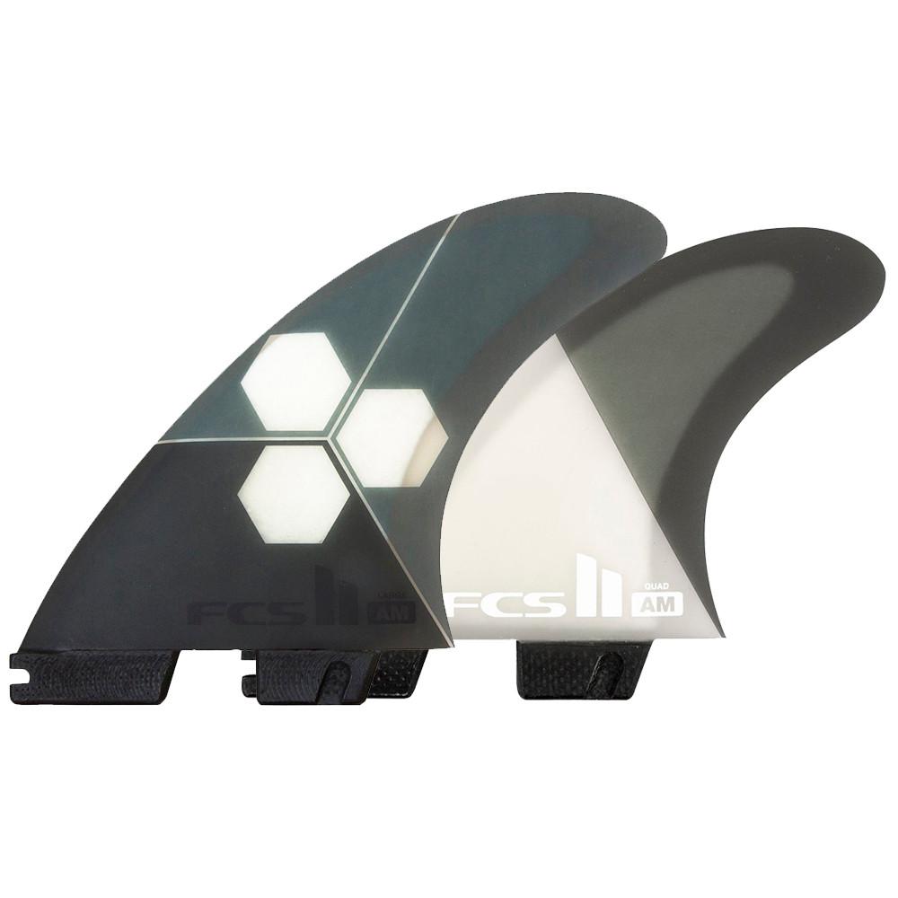 Quilha FCS II Al Merrick PC AirCore Tri-Quad Medium
