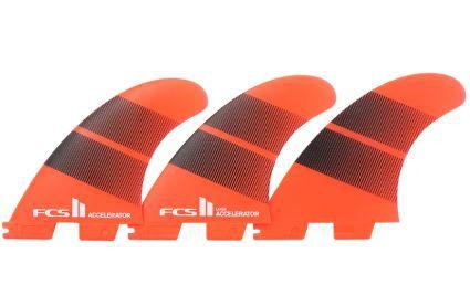 Quilha FCS II Neo Glass Accelerator L
