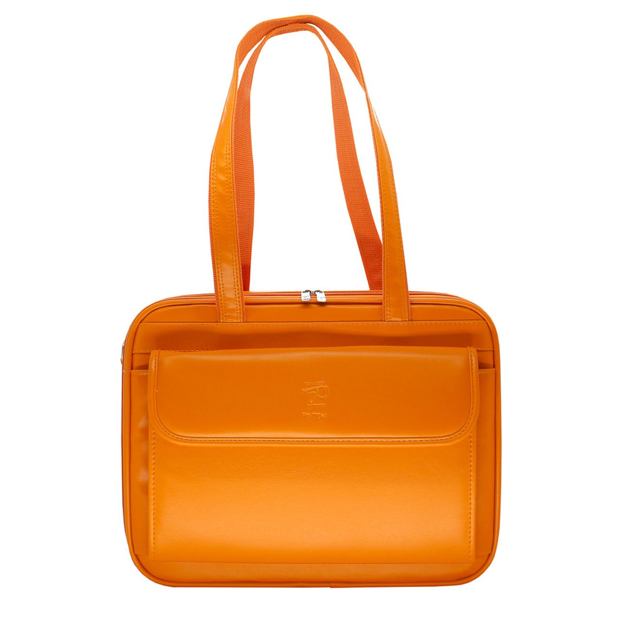 Maleta Notebook Feminina - Tropical Laranja