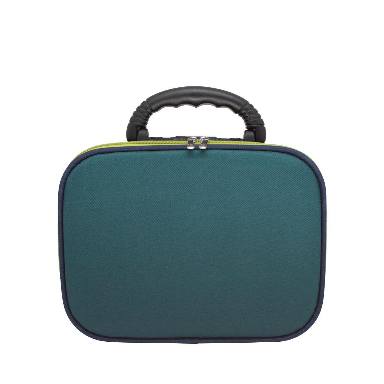 Maleta Pequena - Collors Verde