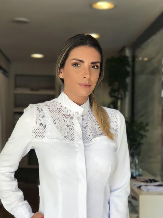 Jaleco Maria Antonia