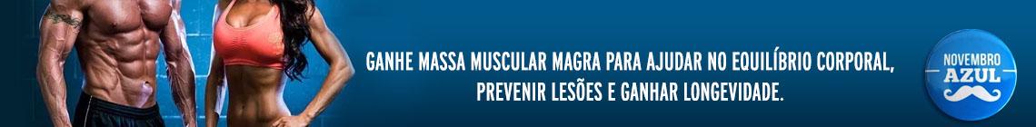 para ajudar no ganho de massa muscular de forma mais prática e eficaz.