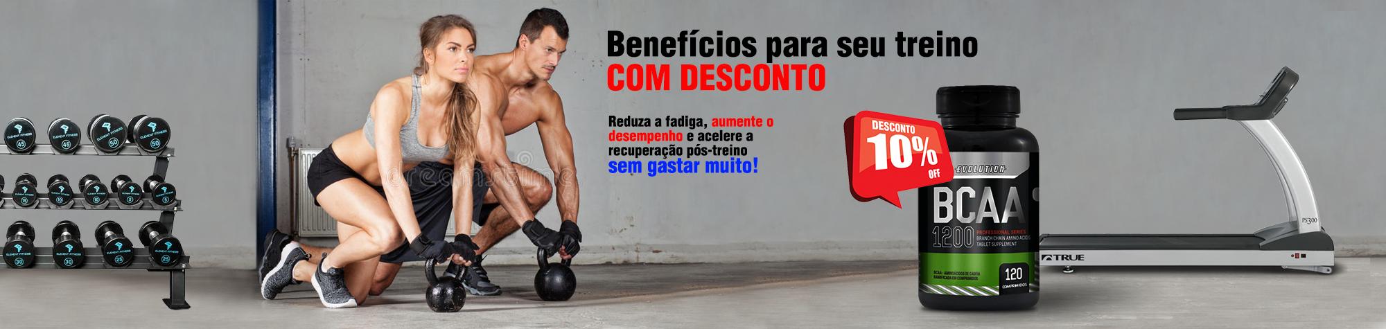 BCAA  para o crescimento e desenvolvimento muscular COM DESCONTO!
