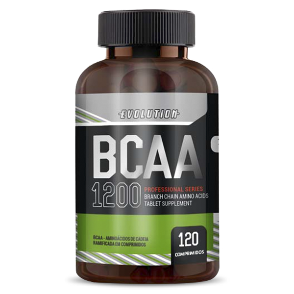 BCAA 1200 12OCOMP - EVOLUTION