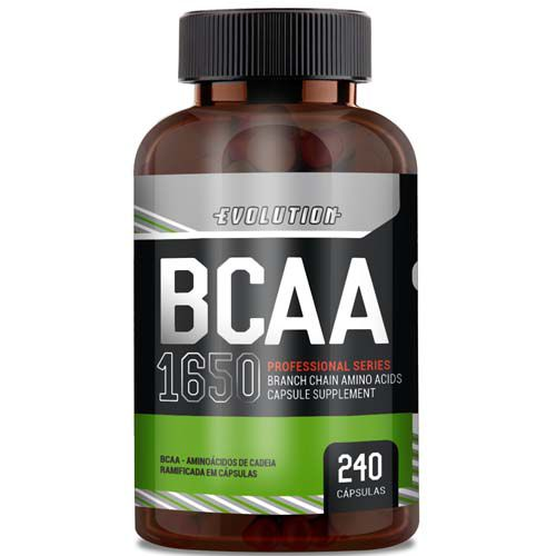 BCAA 1650 - 240COMP - EVOLUTION