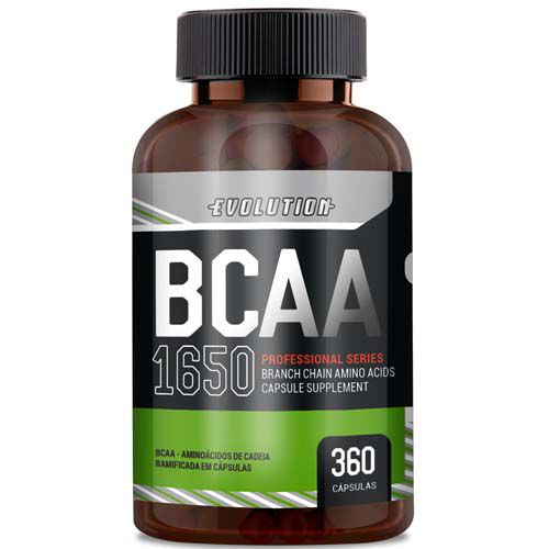 BCAA 1650 - 360COMP - EVOLUTION