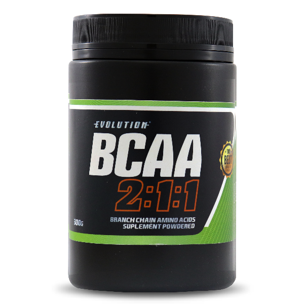 BCAA 2:1:1 300g - Evolution