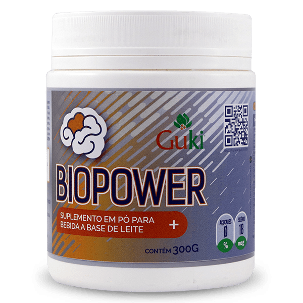 Biopower 300G - Chocolate