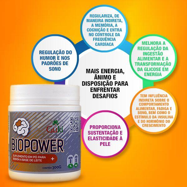 Biopower 300G - Chocolate