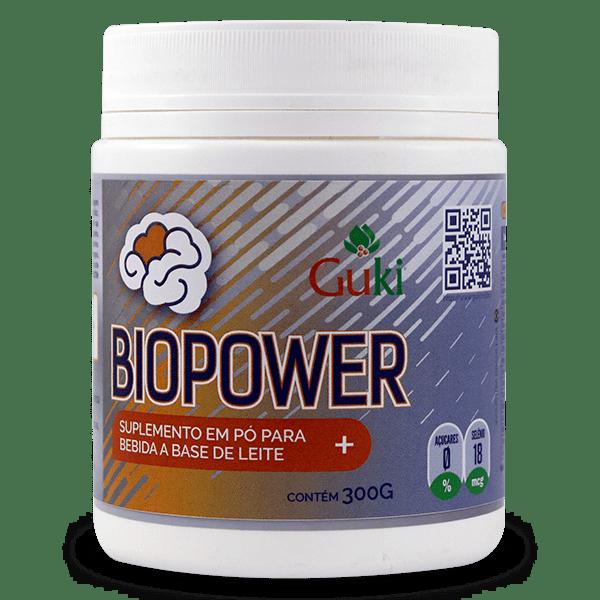 Biopower 300G - Morango