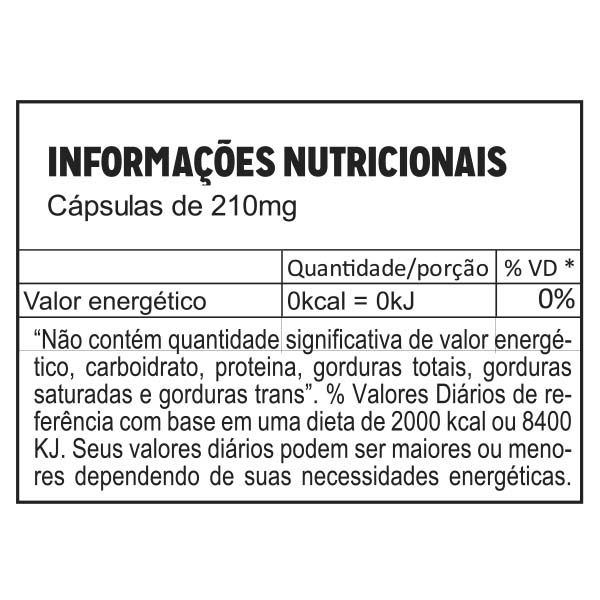 Cafein 210 - 60 capsulas - Evolution