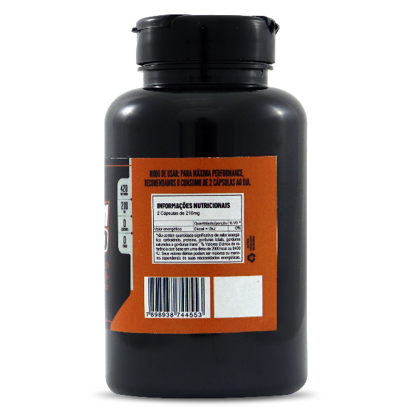 Cafein 210 - 60 capsulas - Evolution