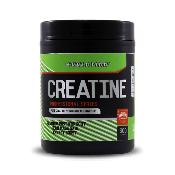 Creatine Monohidratada 300g Evolution