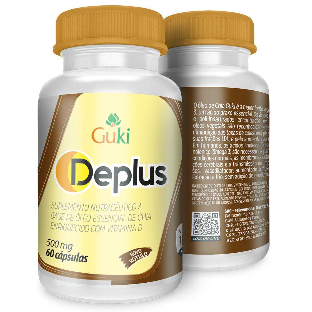 Deplus capsulas - AMAZOM LIFE