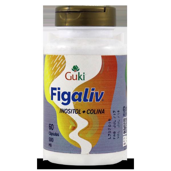 Figaliv - 60 capsulas