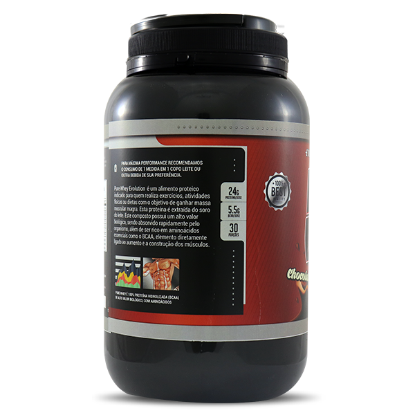 Concentrado Pure Whey-Chocolate