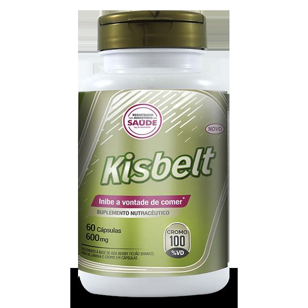 Kisbelt 60 caps / 600mg - AMAZOM LIFE