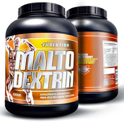 Maltodrextrin 1kg-Tangerina