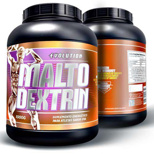 Maltodrextrin 1kg-Uva