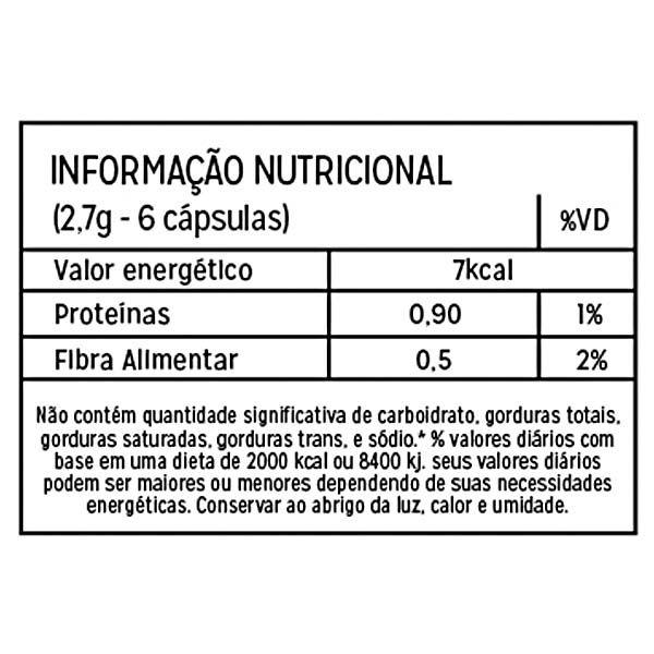 Maná-Cubiu + Guaraná 100caps 450mg - AMAZOM LIFE