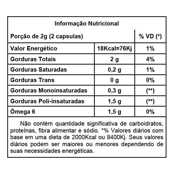 Òleo de Cártamo 60caps/1000mg - AMAZOM LIFE