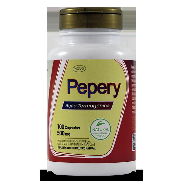 Pepery 100caps 500mg - Amazom Life
