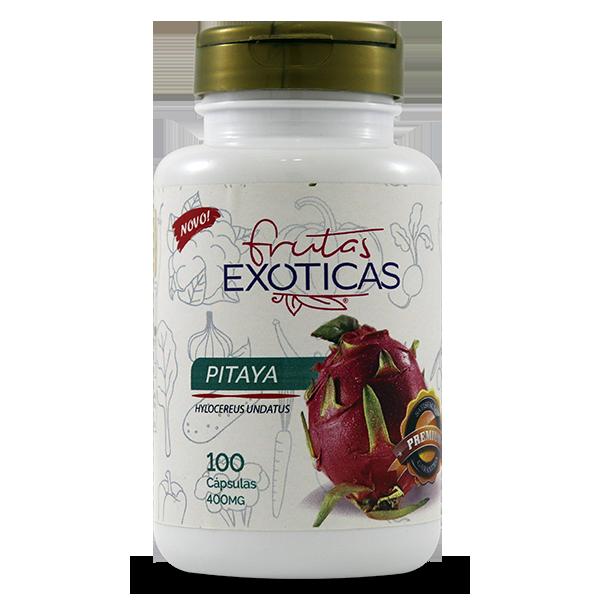 Pitaya 100caps 400mg -  AMAZOM LIFE