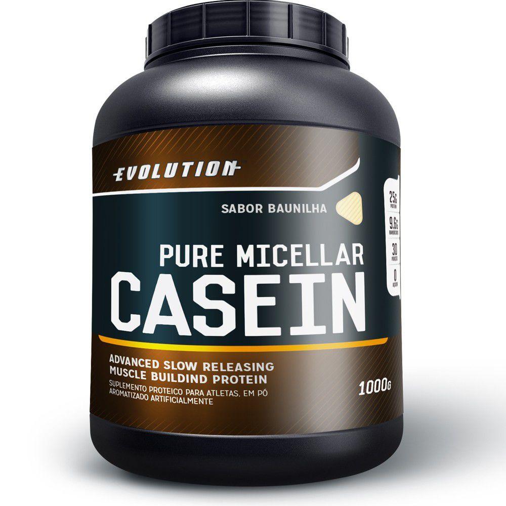 Pure Micellar Casein Evolution-Baunilha