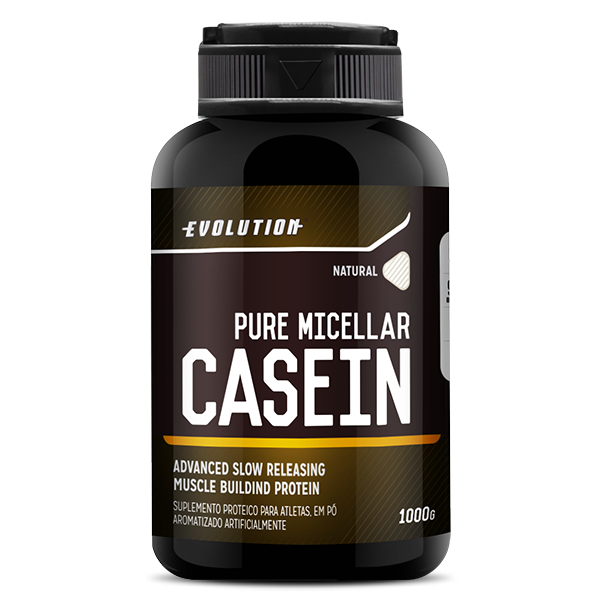 Pure Micellar Casein Evolution-Natural