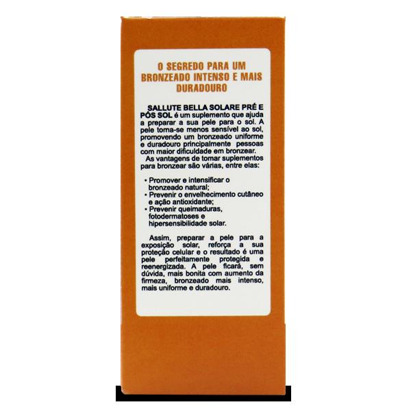 Solare - Pele Bronzeada e Hidratada
