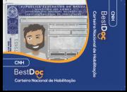 Protetor CNH – Carteira Nacional de Habilitação - 10 Peças