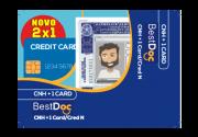 Protetor Combinado CNH+CARD - 10 Peças