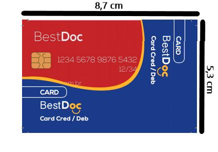 Protetor Cartão de Banco - 10 Peças